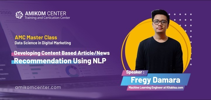 [AMC Master Class - Data Science] Developing Content Based Article/News Recommendation Using NLP