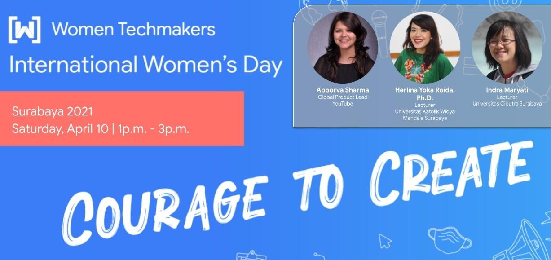 International Women's Day 2021: Surabaya