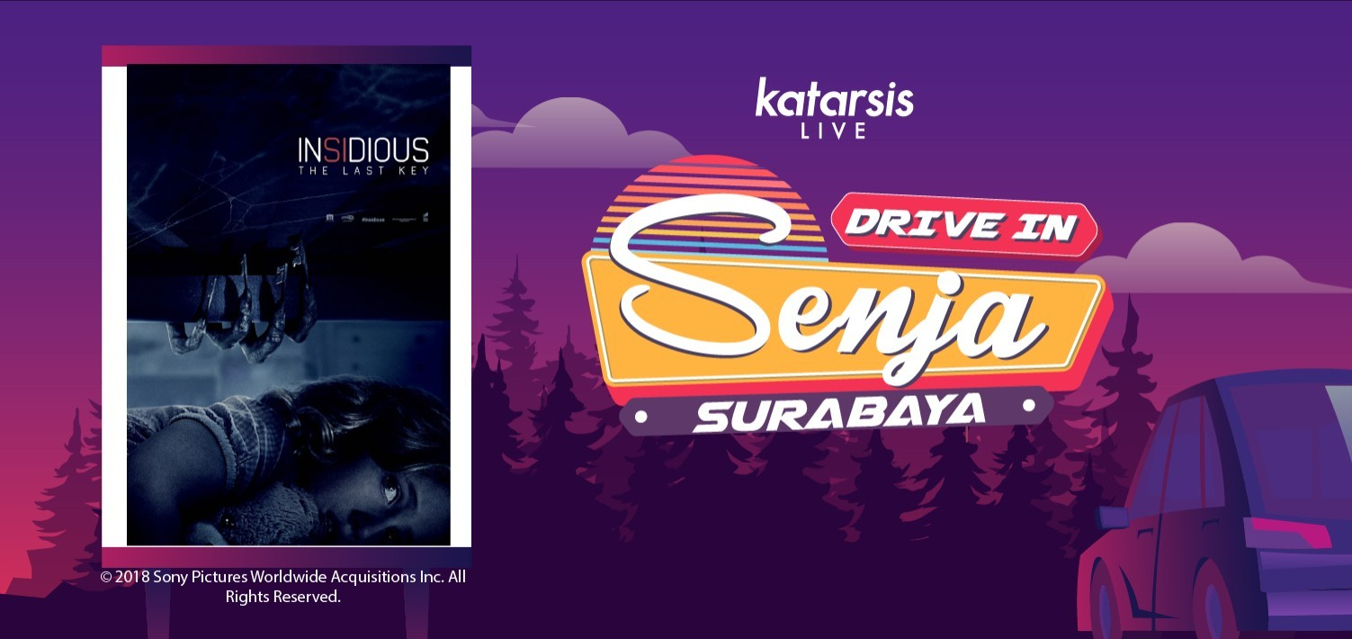 Drive-In Senja Surabaya - Insidious: The Last Key