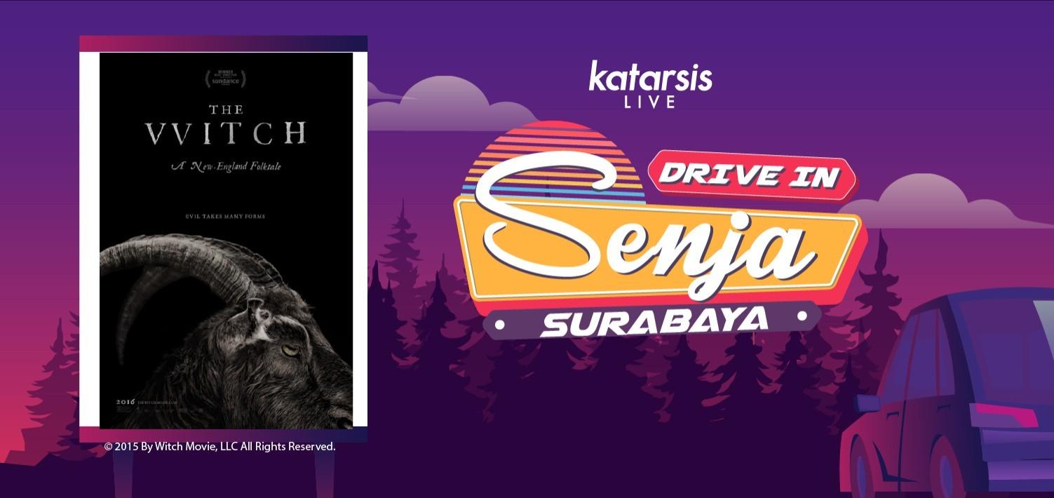 Drive-In Senja Surabaya: The Witch