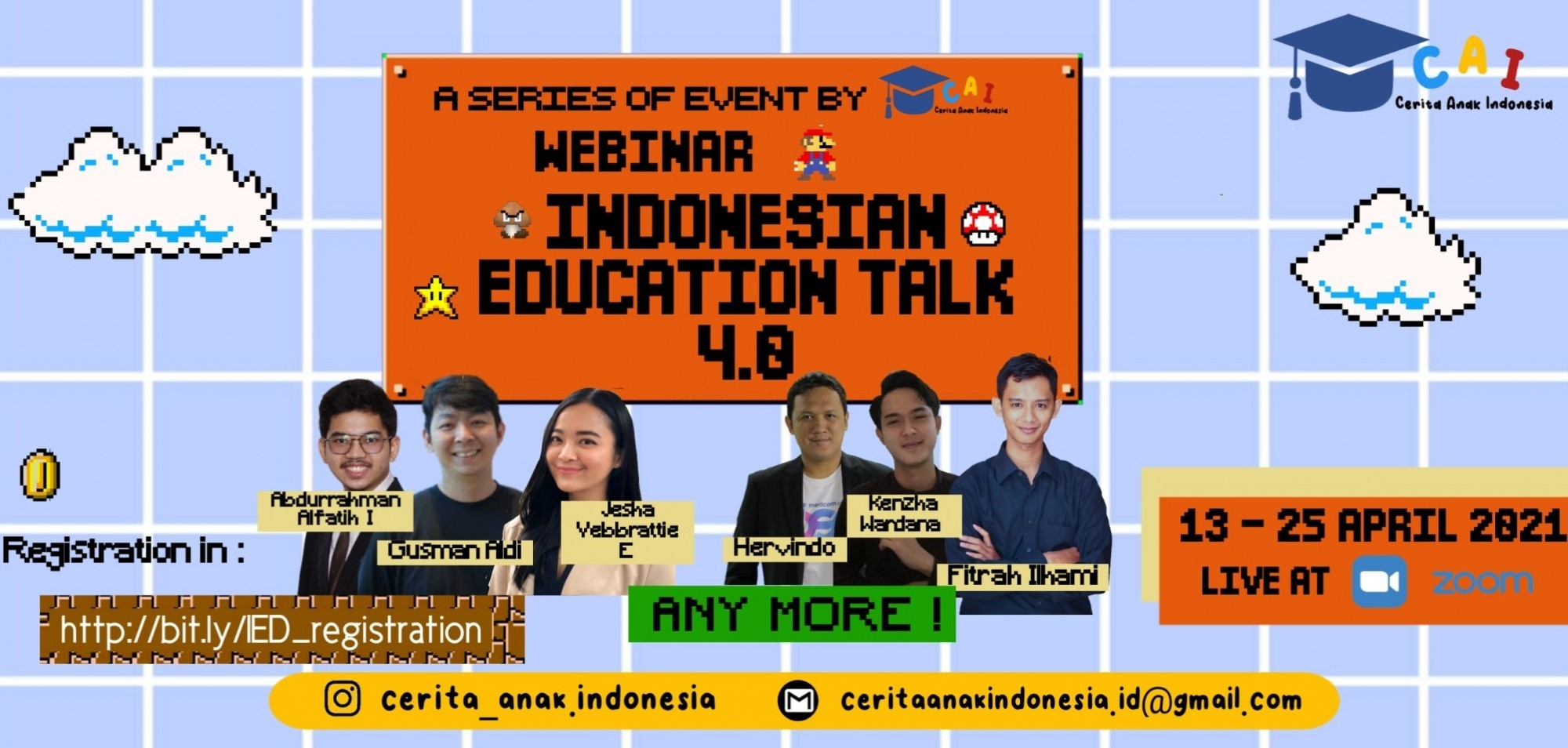 Indonesia Education Talk 4.0
