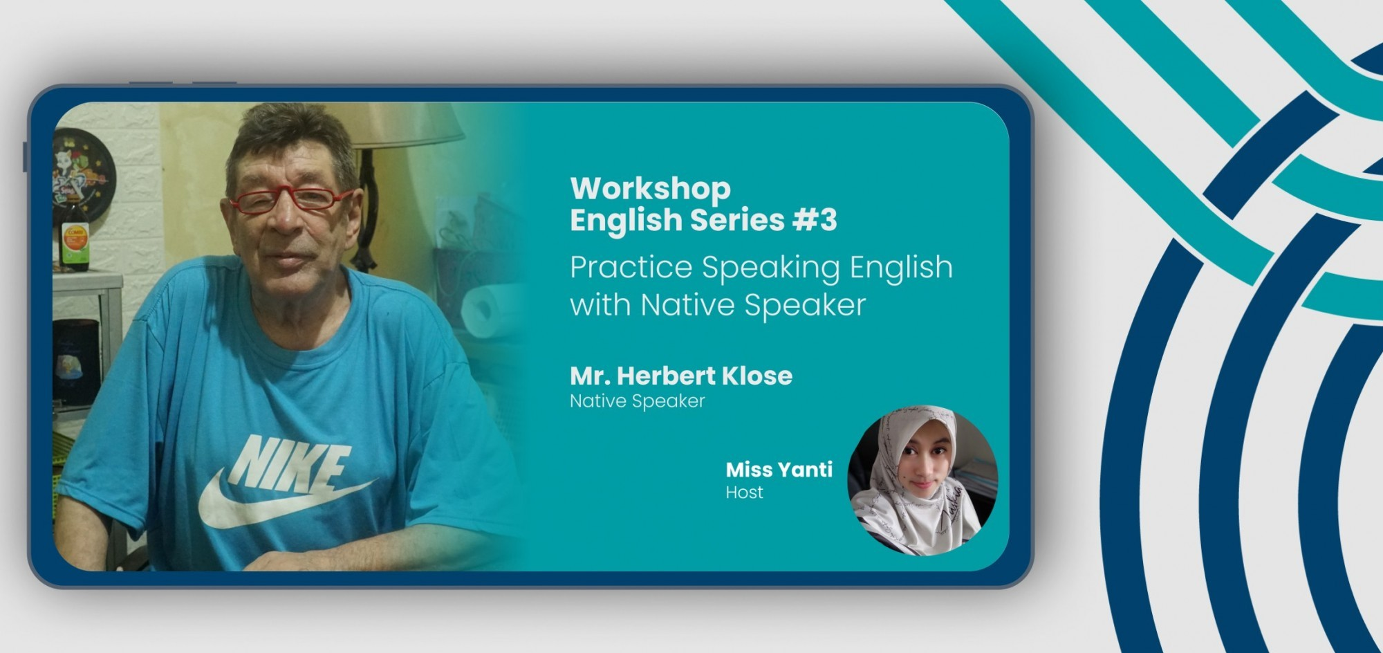 Practice Speaking English with Native Speaker