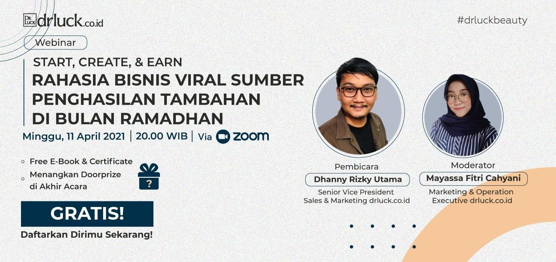 Rahasia Bisnis Viral Sumber Penghasilan Tambahan di Bulan Ramadhan