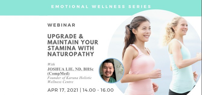 Soul Dewi - Upgrade & Maintain Your Stamina With Naturopathy