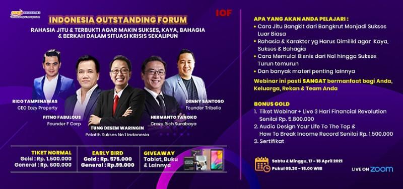 INDONESIA OUTSTANDING FORUM