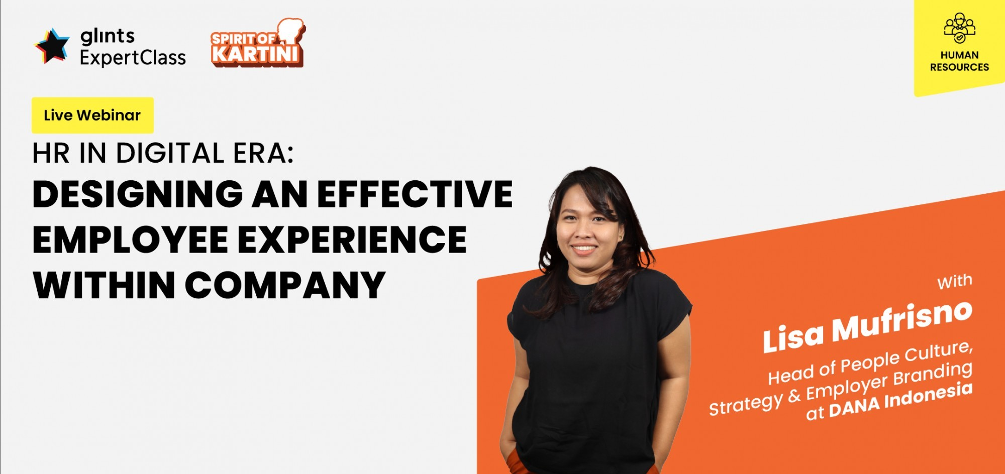 HR in Digital Era: Designing an Effective Employee Experience Within Company