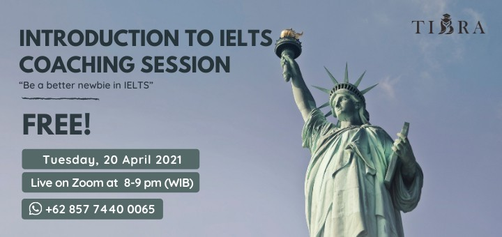 [FREE] INTRODUCTION TO IELTS COACHING SESSION