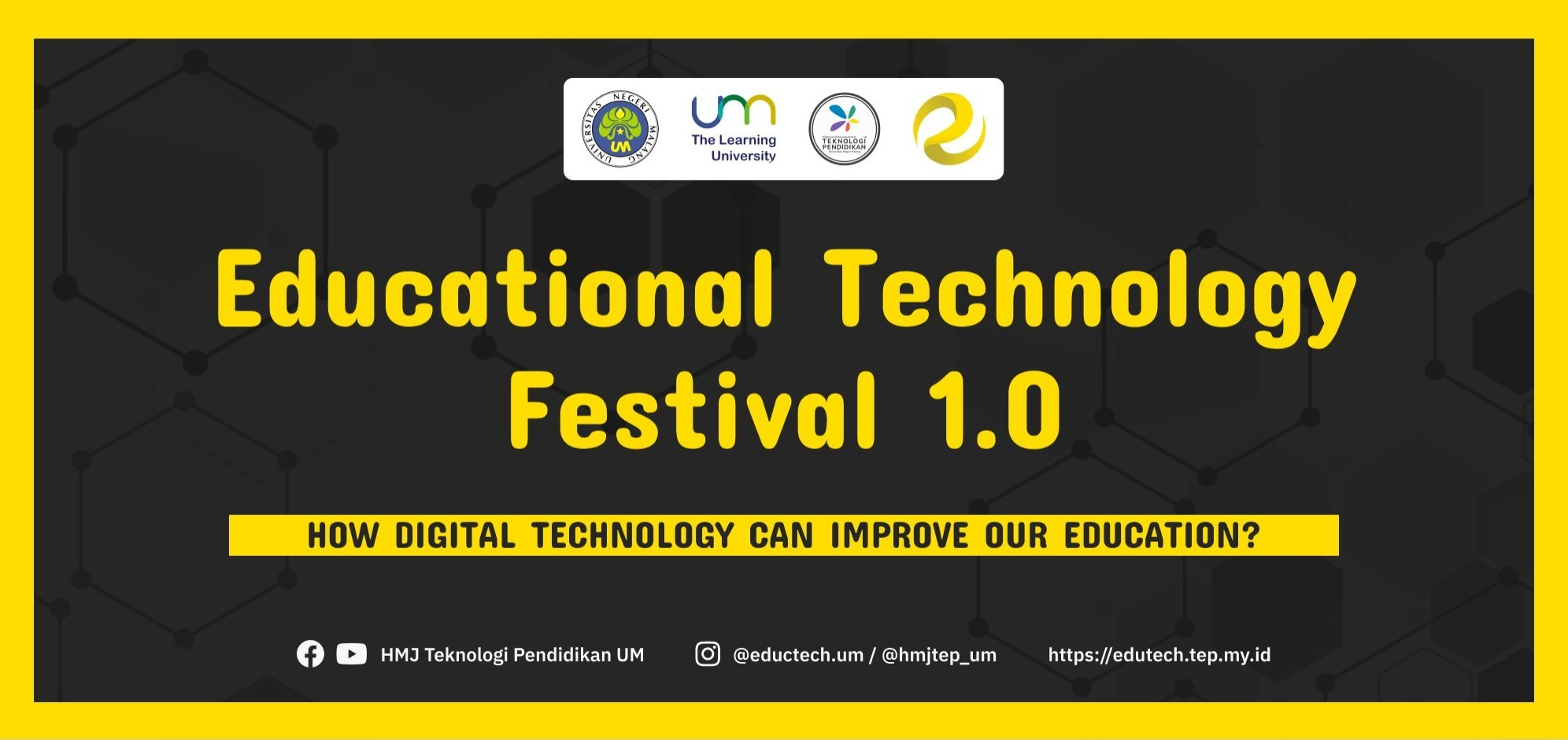 Educational Technology Festival 1.0