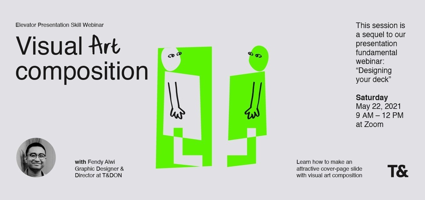 Presentation Skill - Visual Art Composition