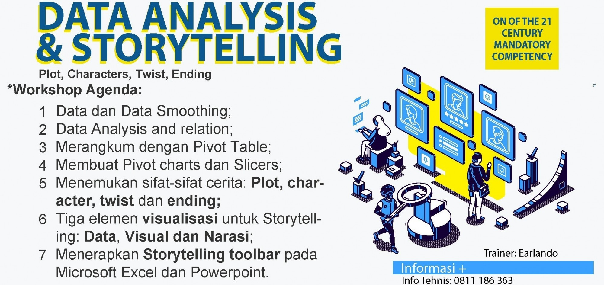 DATA ANALYSIS & STORYTELLING