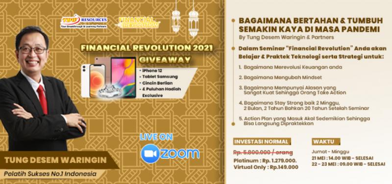 FINANCIAL REVOLUTION 2021