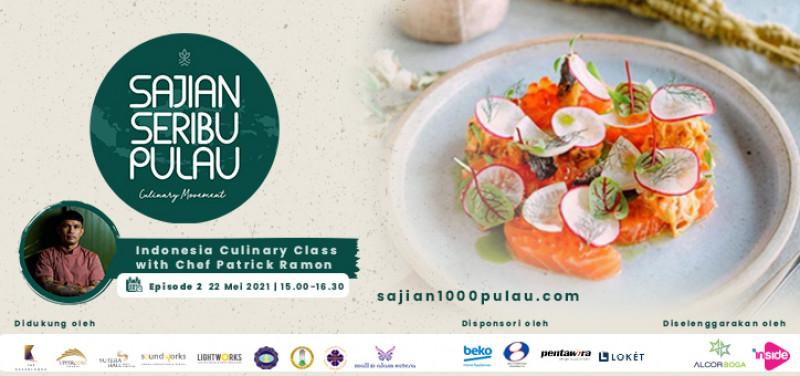 Sajian Seribu Pulau - Cooking Event (Episode 2)