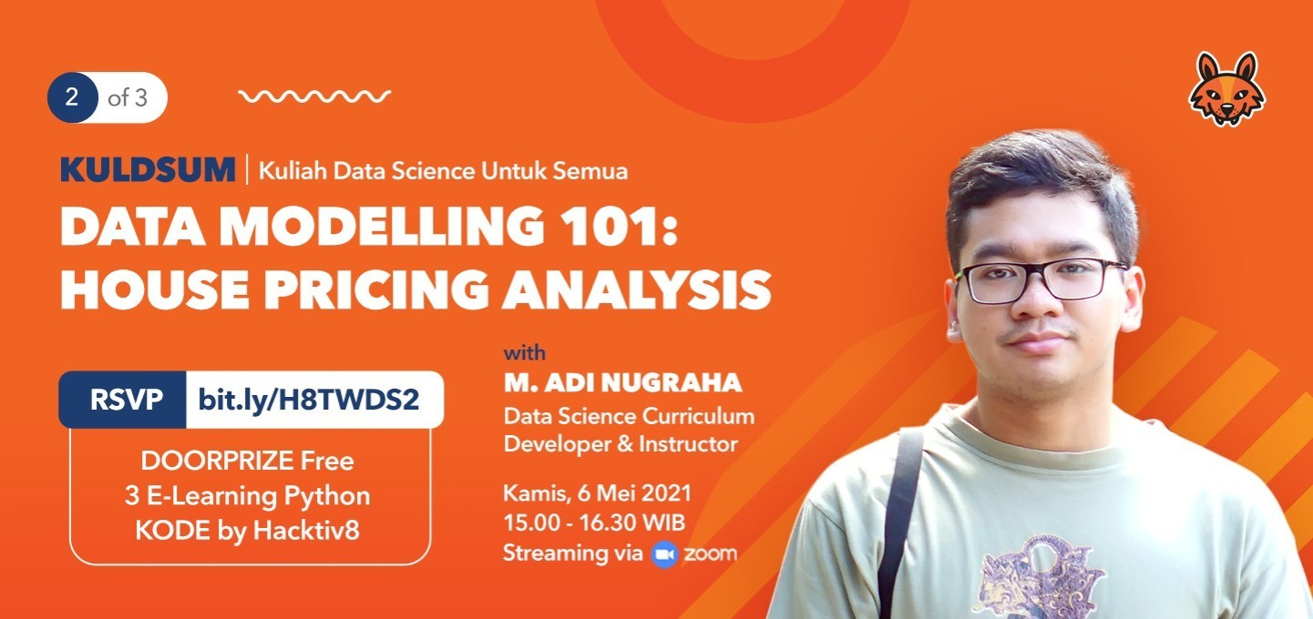 Technical Workshop: Data Modelling 101: House Pricing Analysis