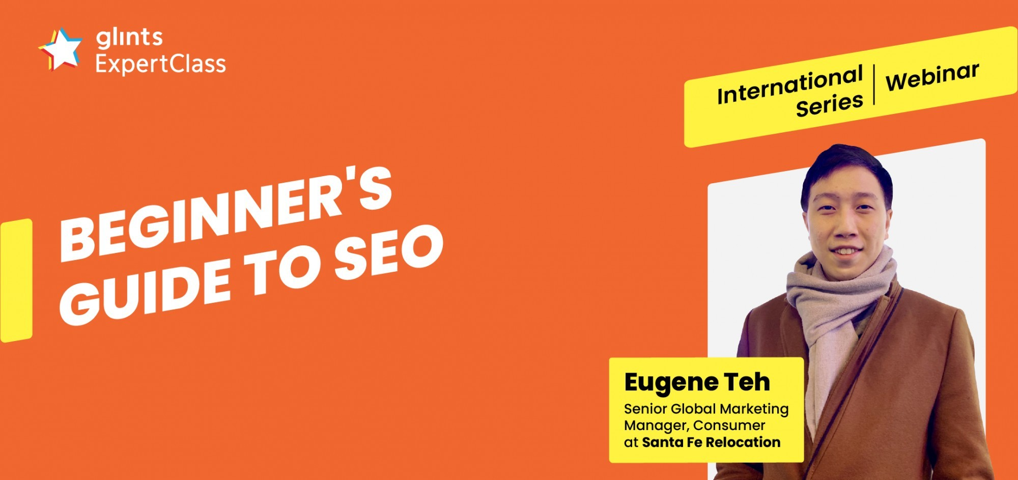 [Glints - GEC International Series] Beginner's Guide to SEO