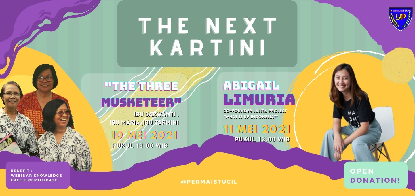 FREE: WEBINAR THE NEXT KARTINI 2021