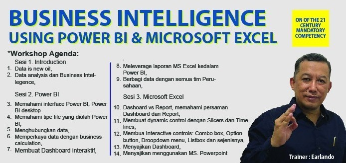 BUSINESS INTELLIGENCE USING POWER BI AND EXCEL