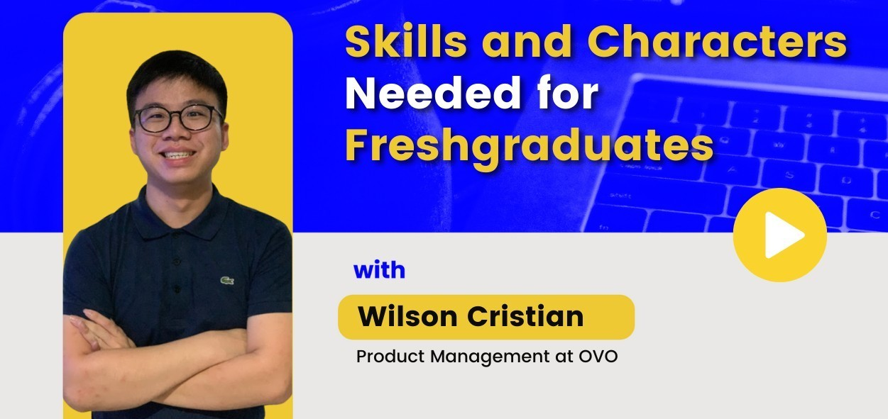 [NON LIVE] Skills and Characters Needed for Freshgraduates