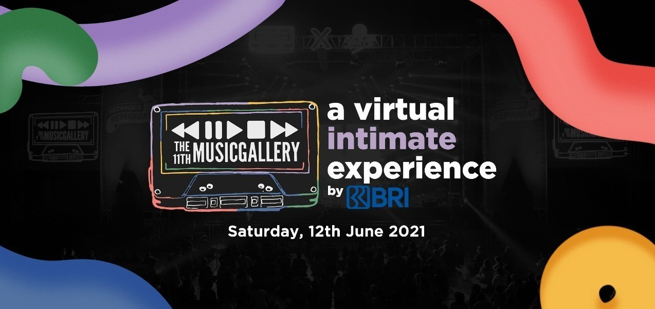 The 11th Music Gallery : A Virtual Intimate Experience by BRI