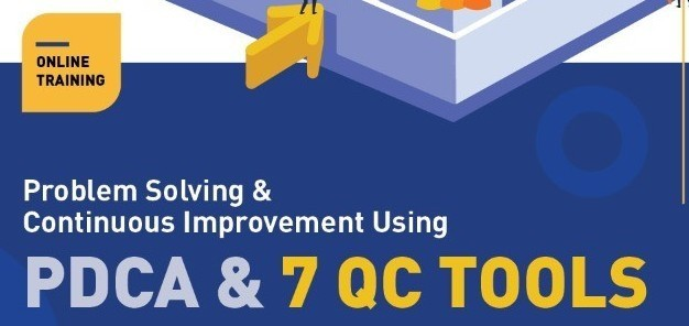 [ONLINE TRAINING] PDCA & 7 QC TOOLS BY PQM CONSULTANTS