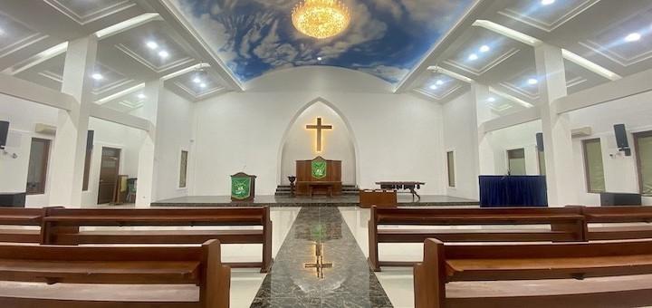 Ibadah Hari Minggu   9 Mei 2021