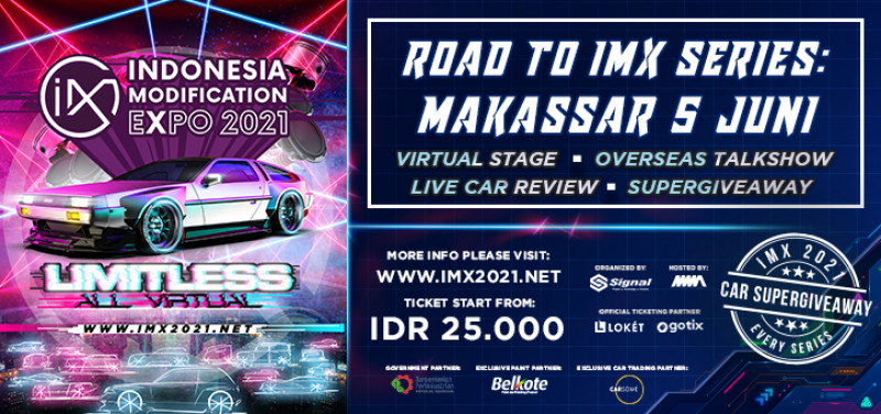 Road to IMX Series: Virtual Stage Makassar