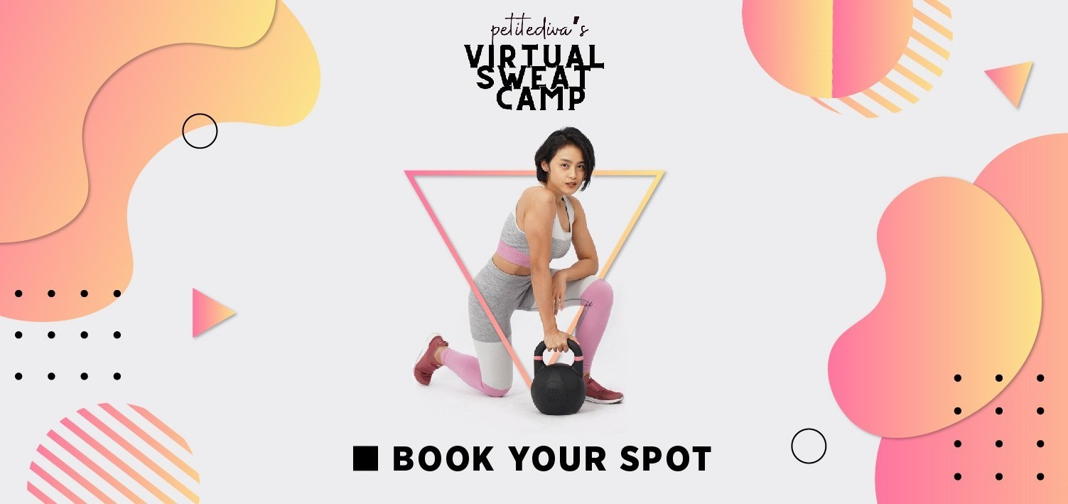 Exclusive Monthly Bundling Virtual Sweat Camp with Petite Diva