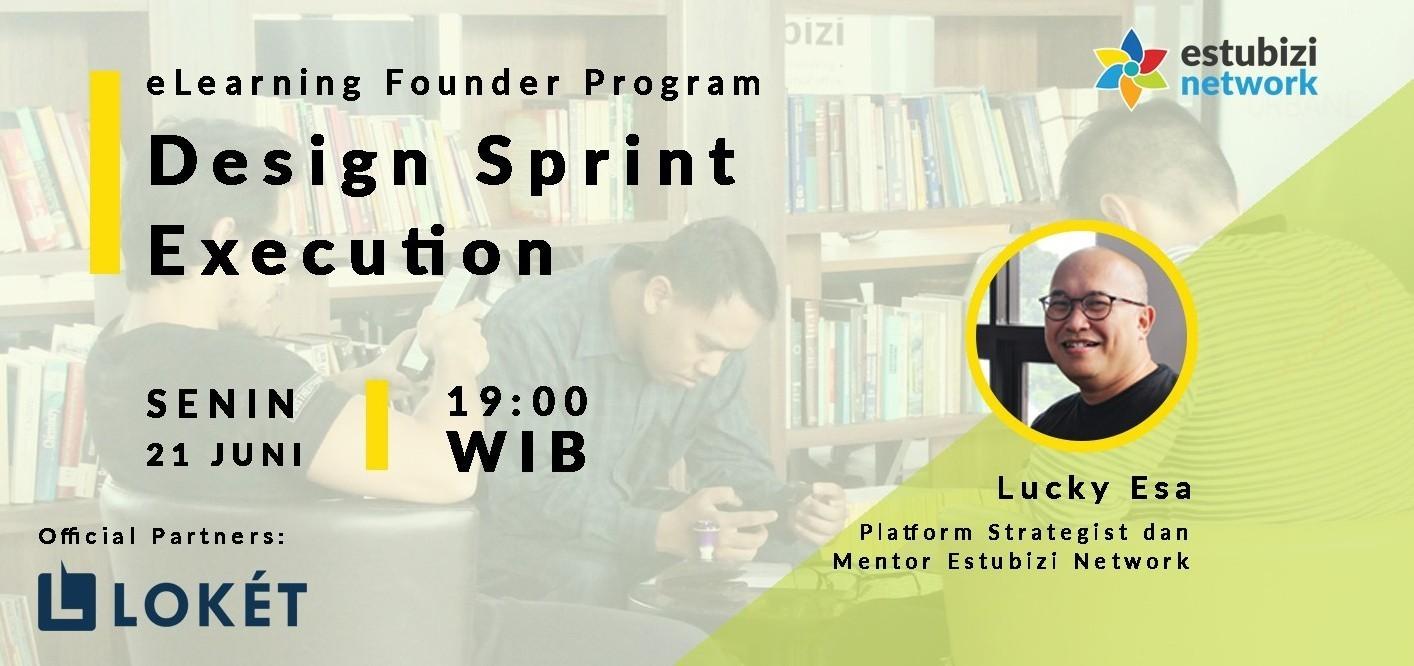 Founder Program: Design Sprint Execution