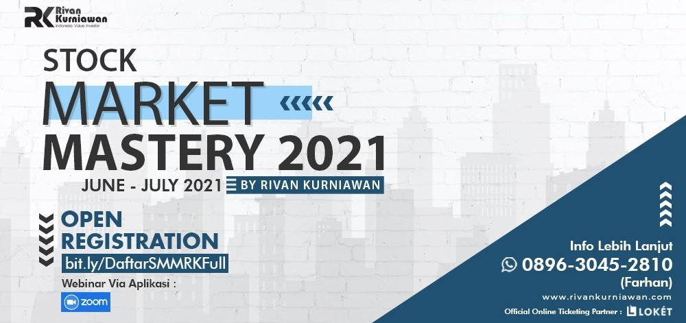 Stock Market Mastery by RK 2021 - Full Session