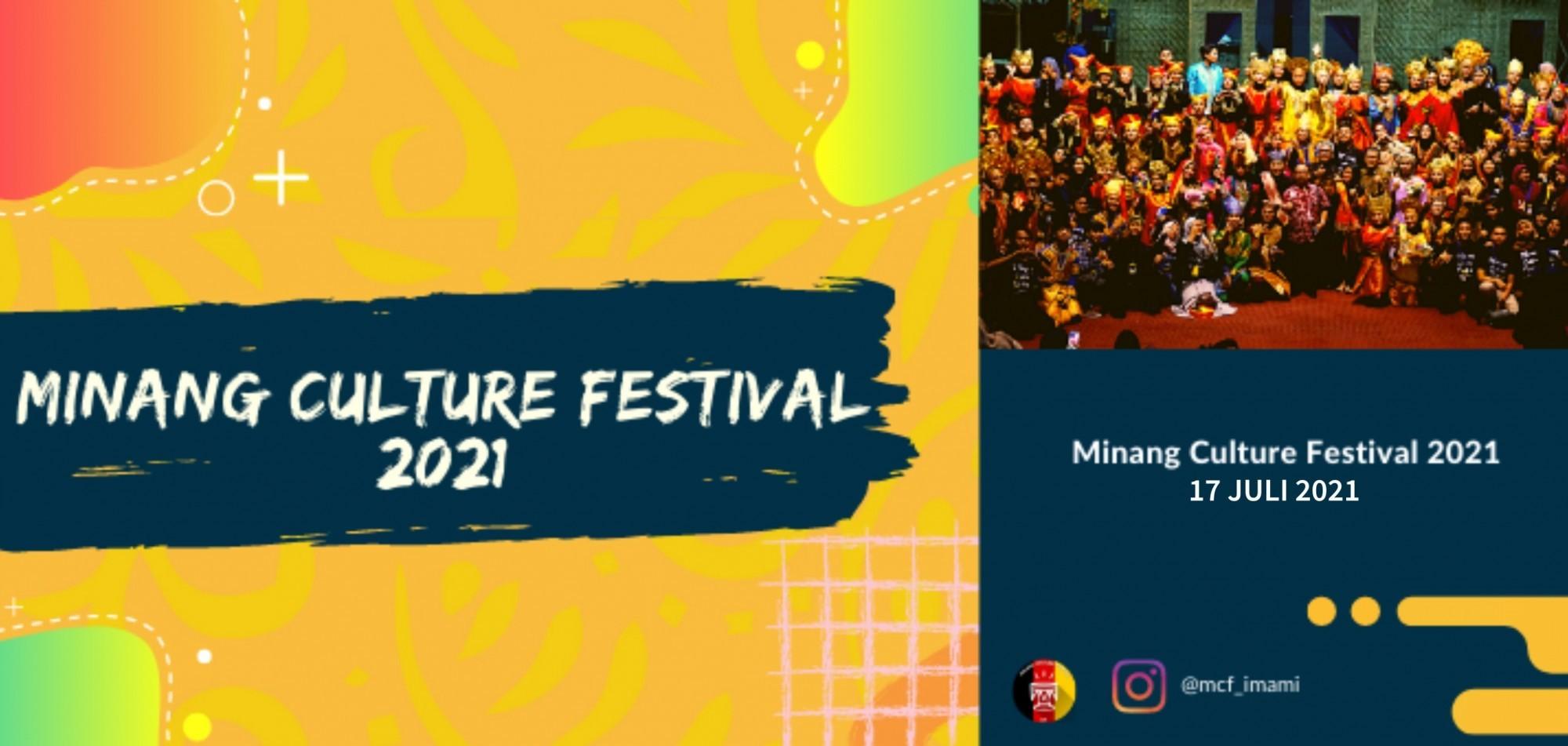 Minang Culture Festival 2021
