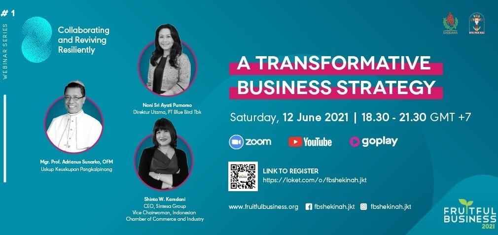 Fruitful Business - #1 - 12 Juni 2021 - Single Pass