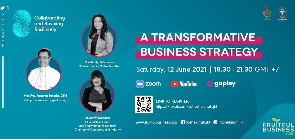 Fruitful Business - #1 - 12 Juni 2021 - Free Pass