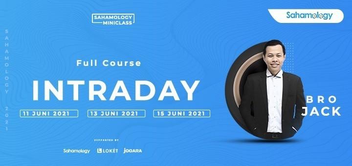 [Full Course] Intraday Trading - Sahamology