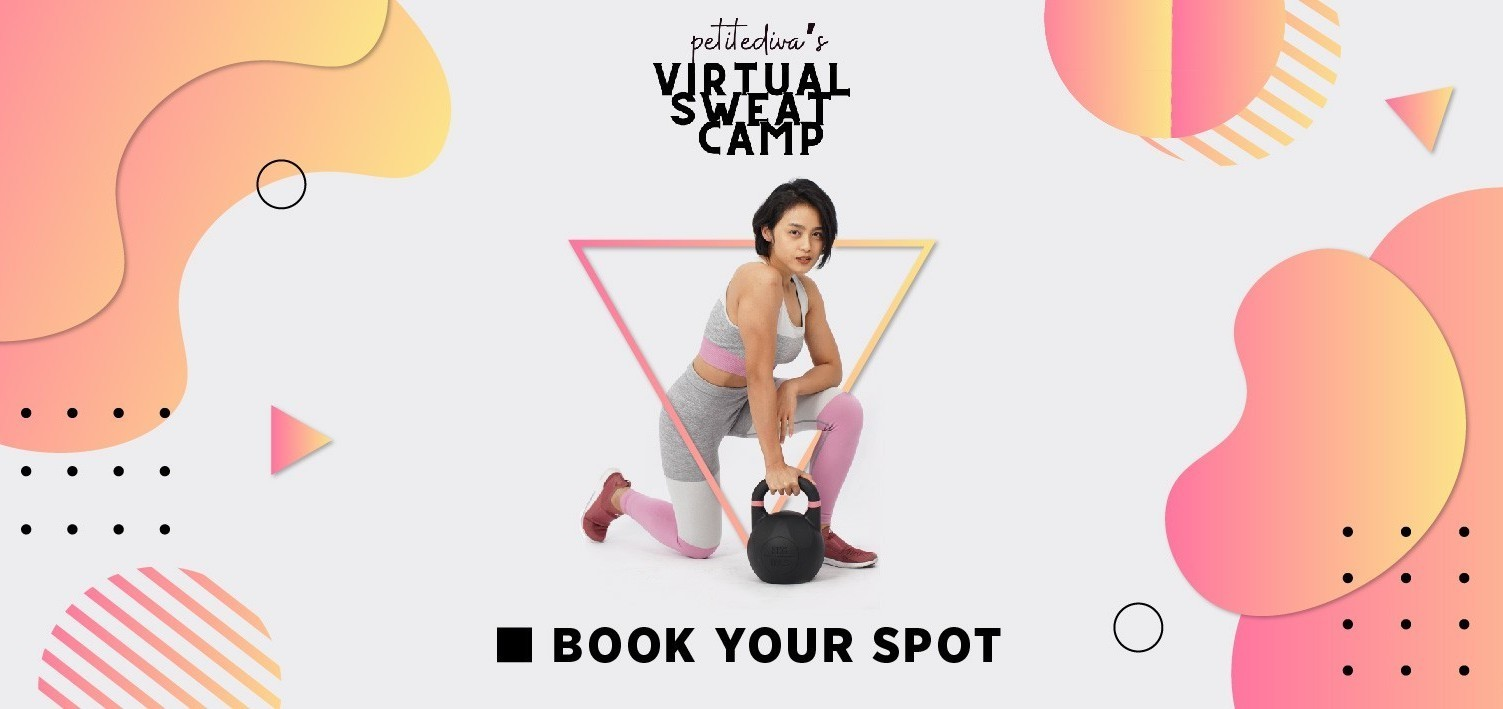 Special Weekly Bundling Virtual Sweat Camp with Petite Diva