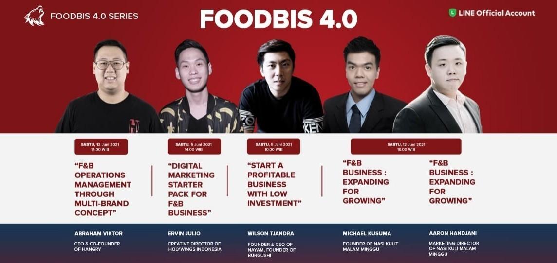 Alpha Class: FOODBIS 4.0