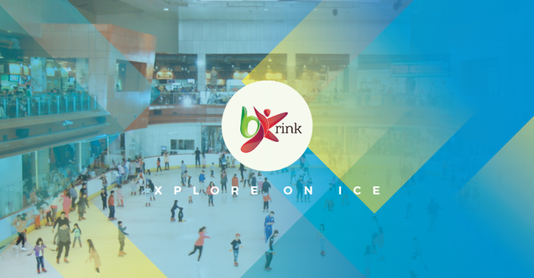 Ice Skating @BX Rink Bintaro Jaya