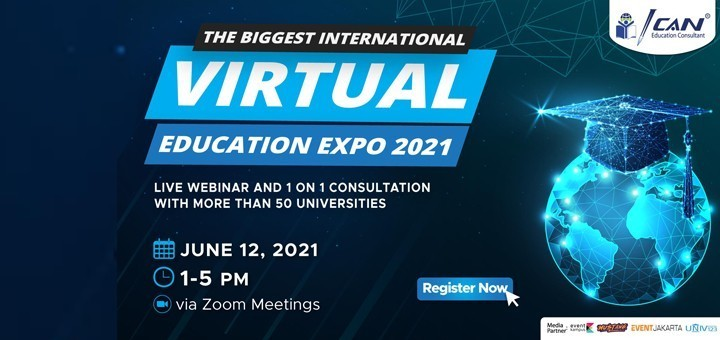 The Biggest International Education Expo 2021