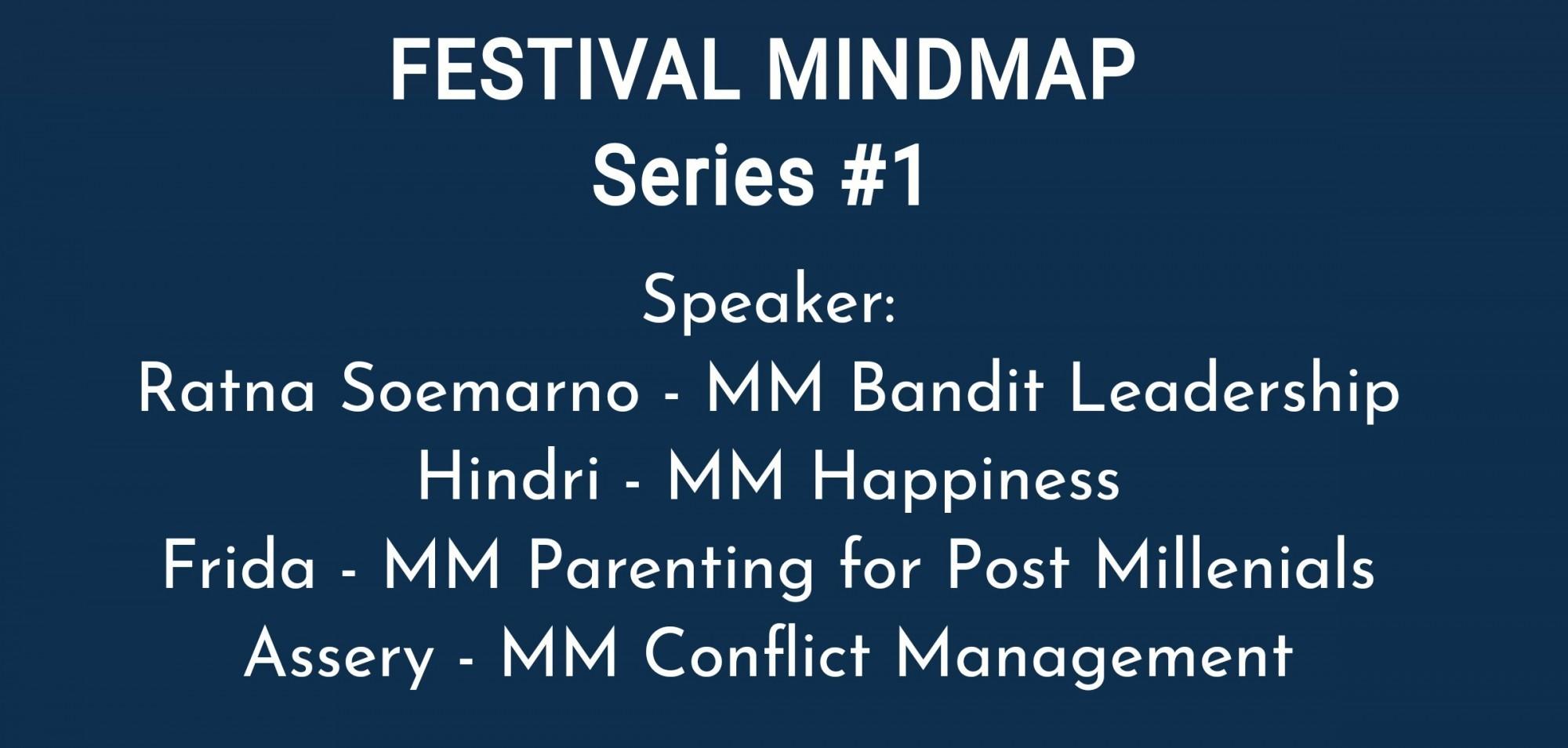 Festival Indonesia Mind Mapper #1