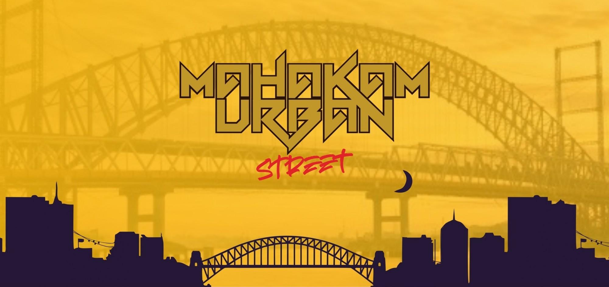 MAHAKAM URBAN STREET