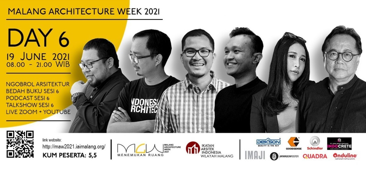 Malang Architecture Week 2021 Day 6