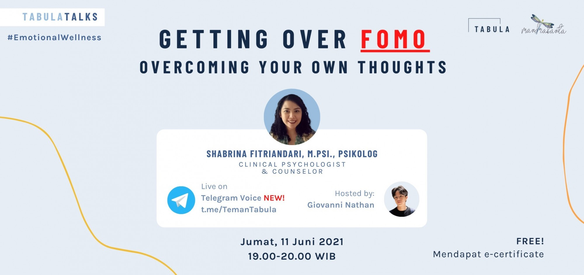 Getting Over FOMO: Overcoming Your Own Thoughts