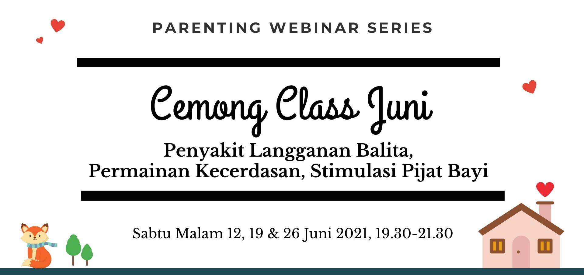 Cemong Class Juni