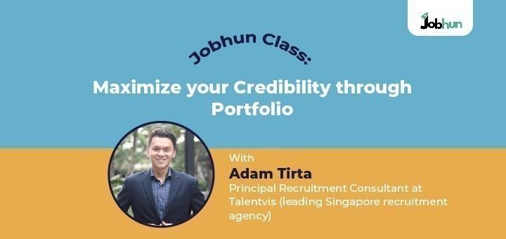 Jobhun Class: Portfolio