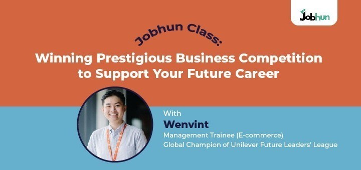 Jobhun Class: Business Competition