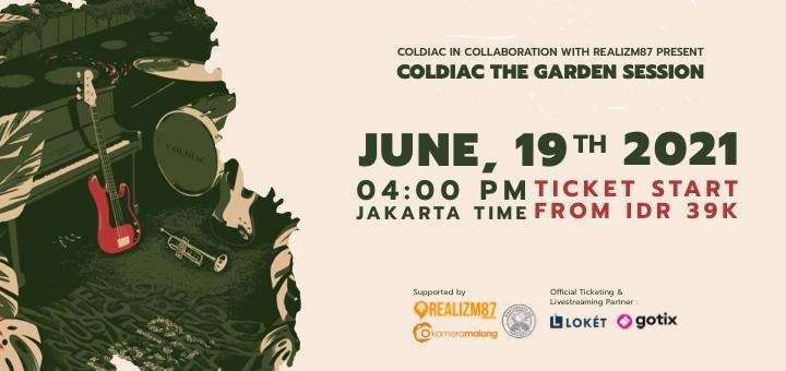 Coldiac : The Garden Session (Realizm87)
