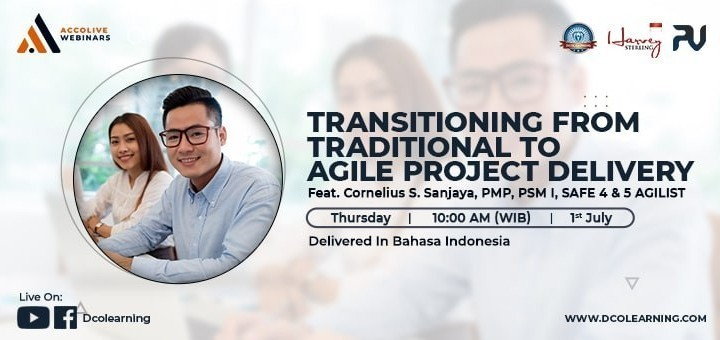 Transitioning From Traditional to Agile Project