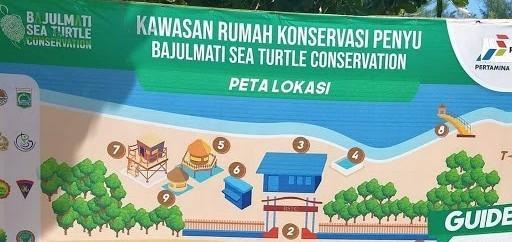 Edukasi Konservasi Penyu di Pesisir Bajulmati, Malang Selatan