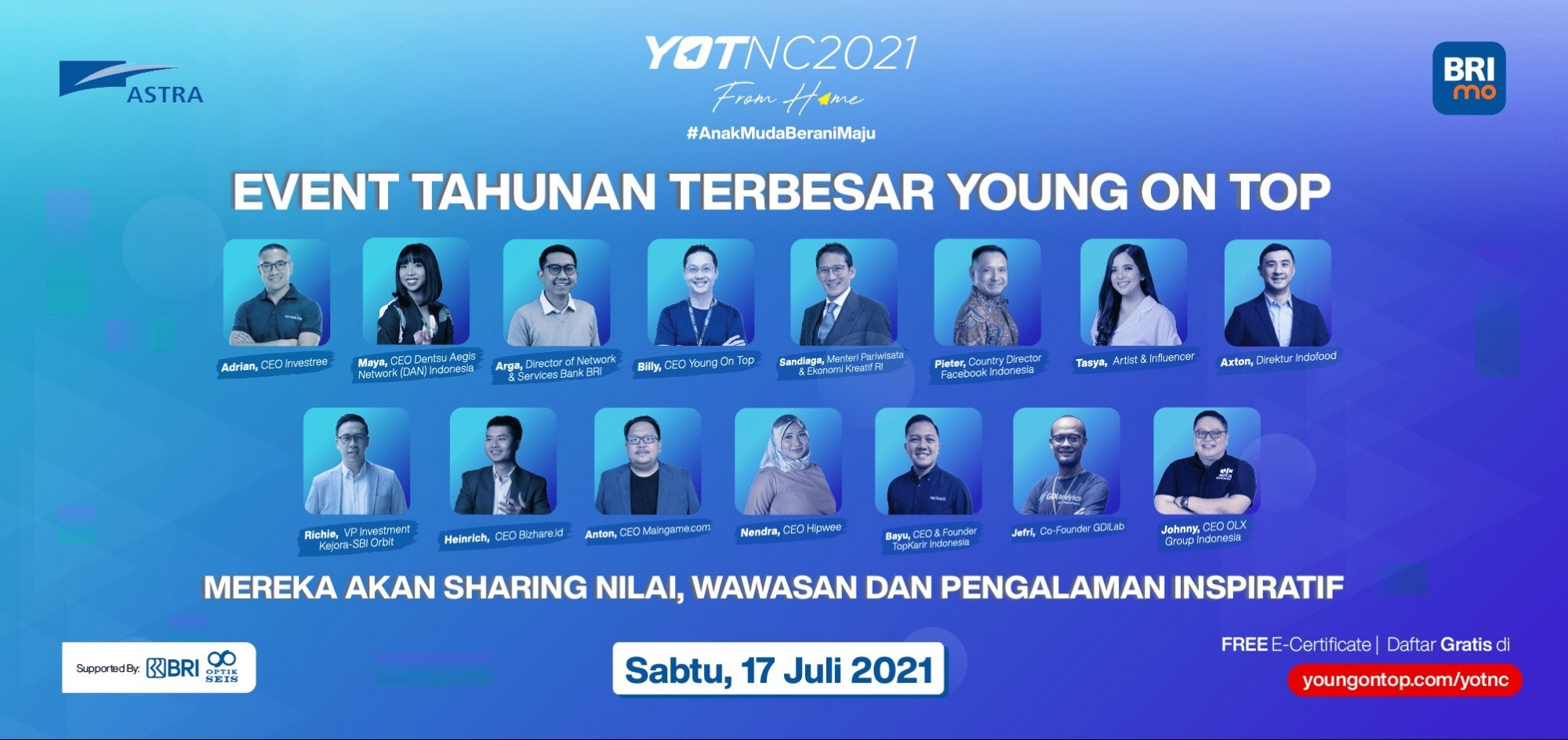 YOTNC 2021 FROM HOME