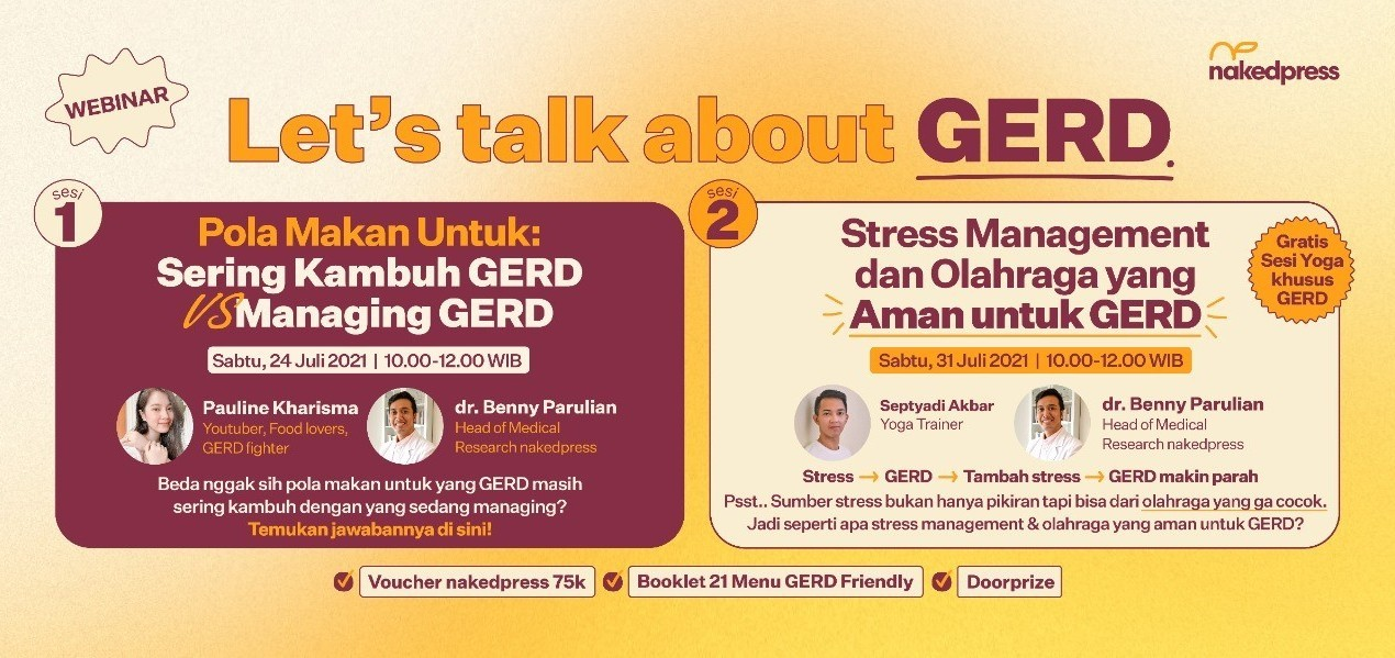 Lets Talk About GERD