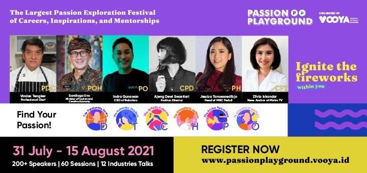 Passion Playground Festival