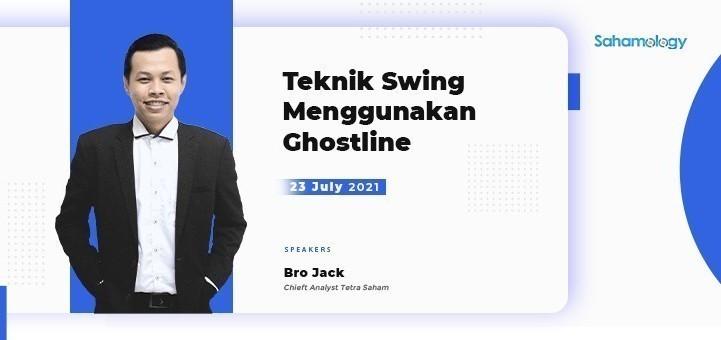 Teknik Swing Menggunakan Ghostline - Sahamolo